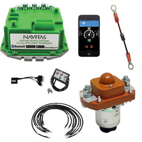 E-Z-GO TXT48 Level 2b Upgrade Kit - Navitas 440