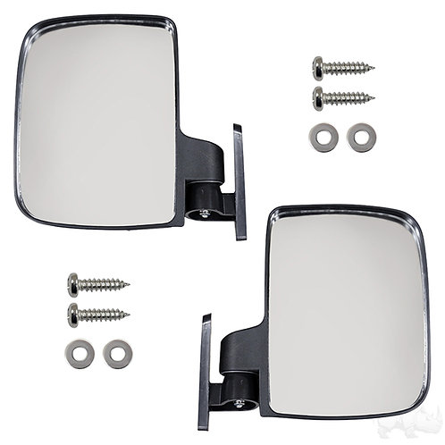 Mirror, SET OF 2, UTV Style Side Mount