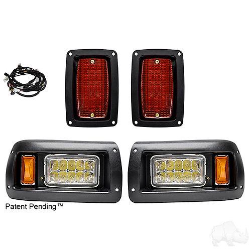 RHOX LED Adjustable Light Kit, Club Car DS 93+