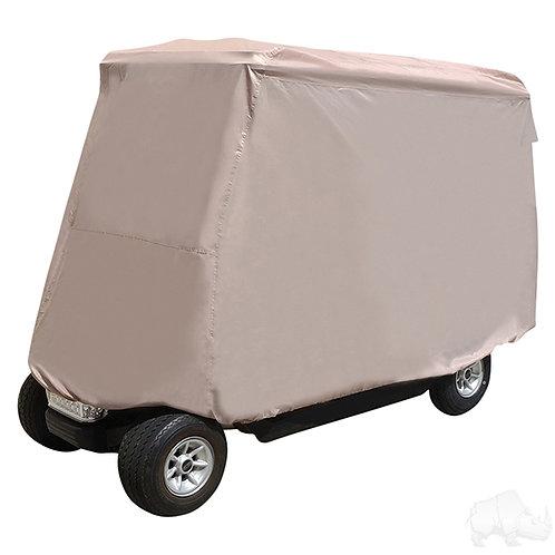 "RHOX Storage Cover, Car w/ 80"" Top & Rear Seat, Nylon"