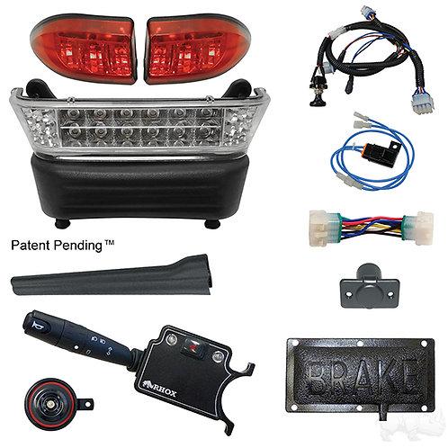 RHOX LED Light Kit, 2004-08.5 Precedent, DLX Turn Switch, Pressure Brake Switch)