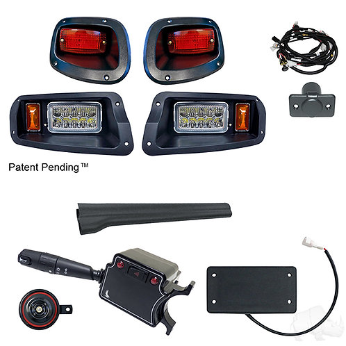 RHOX Factory Style Light Kit, E-Z-Go TXT 14+ (Deluxe, OE Fit)