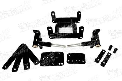 """4"""" Lift Kit for E-Z-GO RXV, Carrier Style"""