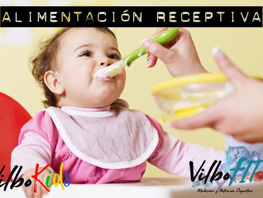 Alimentación receptiva: ¿Quieres que tu hijo coma de todo?