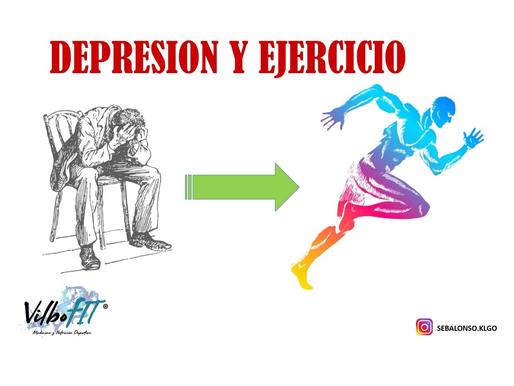 Ejercicio y depresión - ¿Puede el ejercicio mejorar tu estado de ánimo?
