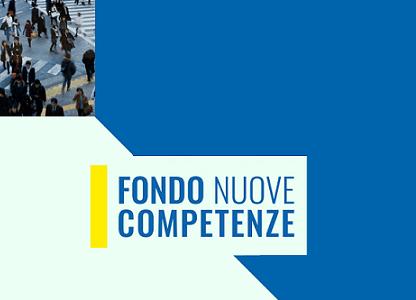 Rinnovo Fondo Nuove Competenze