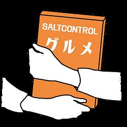 ソルトコントロール グルメ編