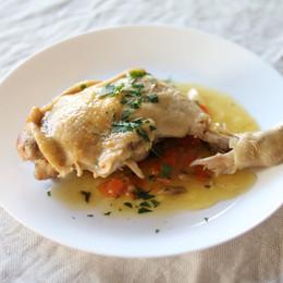 鶏もも肉のクリーム煮 / 1.0g