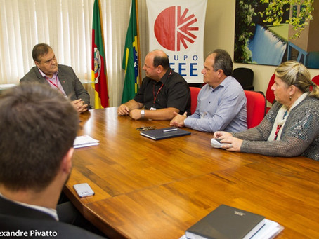 REUNIÃO SENERGISUL E GRUPO CEEE - ACT 2015-2016
