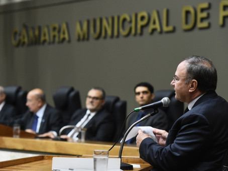 SESSÃO SOLENE CÂMARA MUNICIPAL DE PORTO ALEGRE