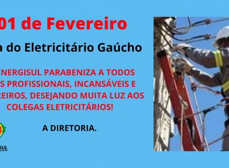 Dia do Eletricitário