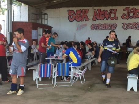 CONFRATERNIZAÇÃO 01 DE MAIO SALTO DO JACUÍ
