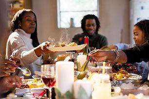 Familie diner