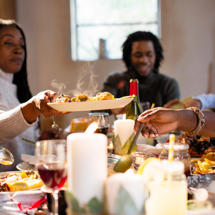 Sustainability on Thanksgiving