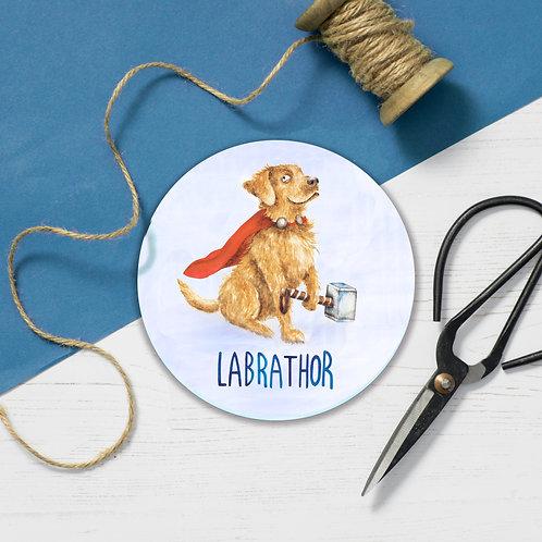 Labrathor Coaster