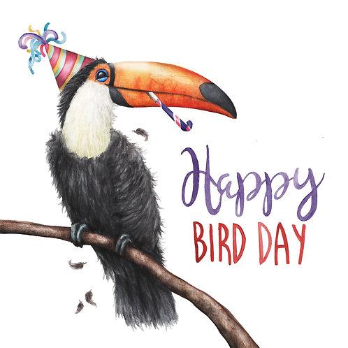 C67 - Happy Bird Day