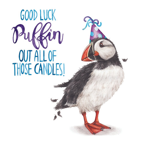 C78 - Puffin Candles