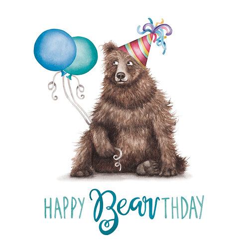 T11 - Happy Bearthday