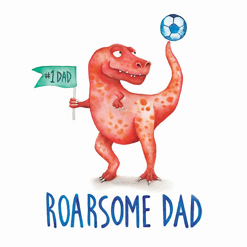 C86 - Roarsome Dad