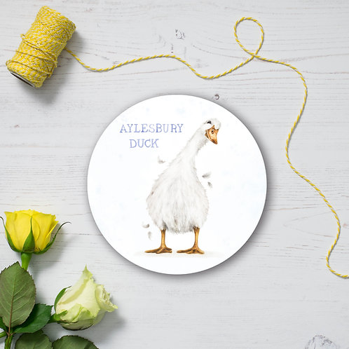 Aylesbury Duck Coaster