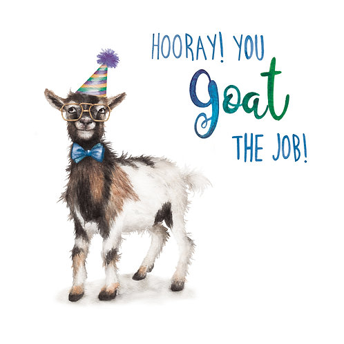 T16 -  Goat the Job
