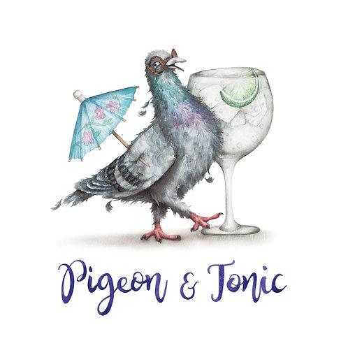 C53 - Pigeon & Tonic