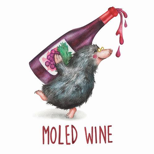 C32 - Moled Wine