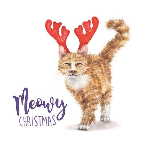 T37 - Meowy Christmas