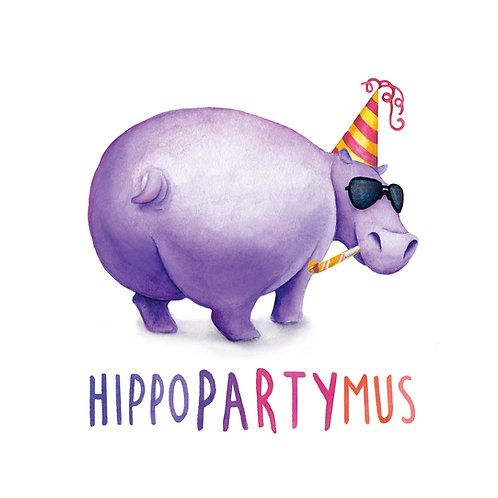 C17 - Hippo Party Mus