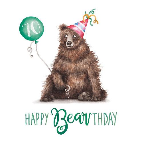 T21  - Happy 70th Bearthday