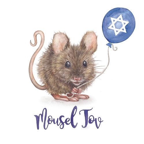 T34 - Mousel Tov - Congratulations