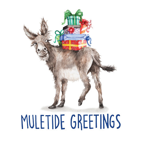 T12 - Muletide Greetings