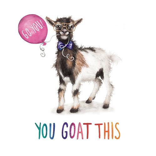 C38 - Goat This