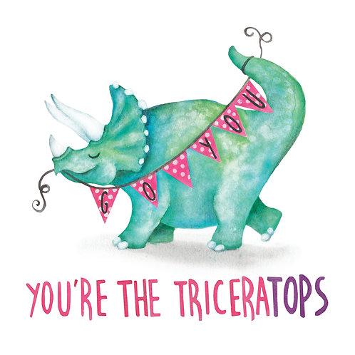 C74 - Triceratops