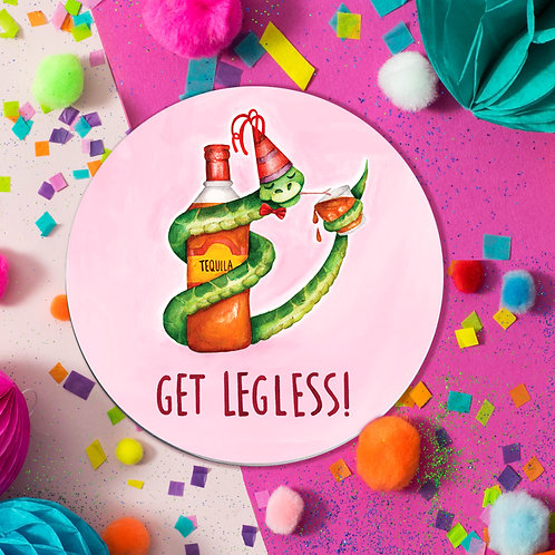 Legless Coaster