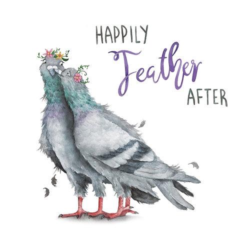 T13 - Female Pigeons
