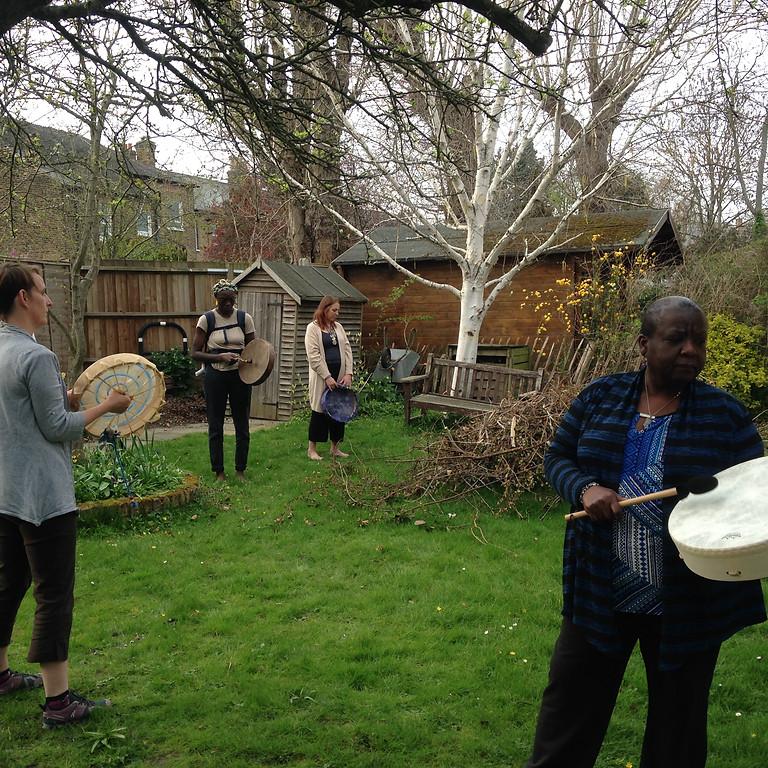 Women's Drum Circle - ESSEX