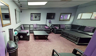 Intimate Theme Lounge - Group Room