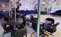 Dance Floor Tables at The SPOTT Night Club