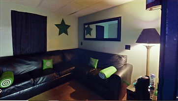 Private, Intimate Theme Lounge - The Green Room
