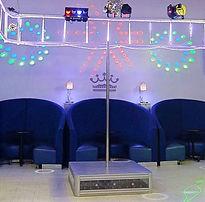 The SPOTT Night Club VIP Las Vegas Style Booths