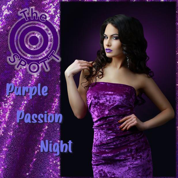 Purple Passion Night at The SPOTT!