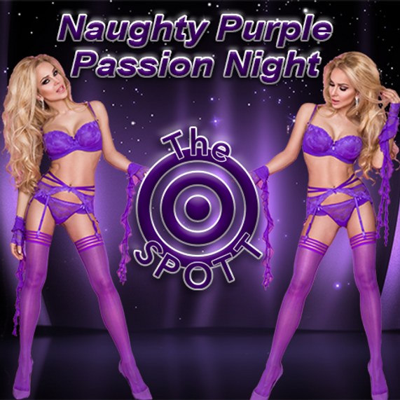 Purple Passion Night at The SPOTT!