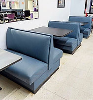 Floor Booths at The SPOTT Night Club