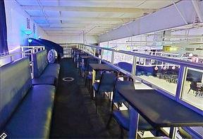 Upper Deck Tables at The SPOTT Night Club