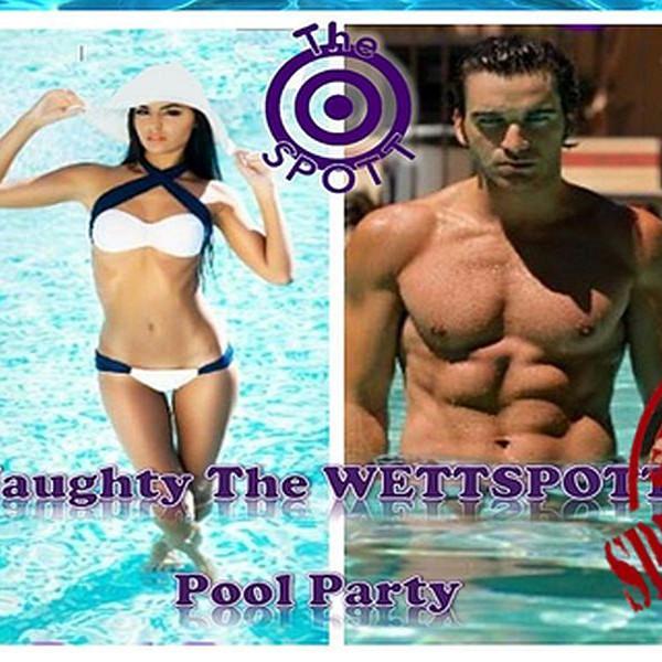 The WETTSPOTT Pool Party at The SPOTT!