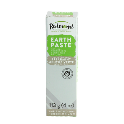 Redmond Earth Paste *spearmint*