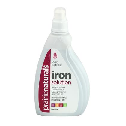 Iron Solution