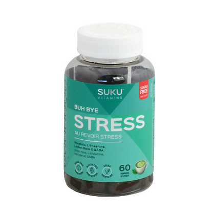 SUKU Buh Bye Stress