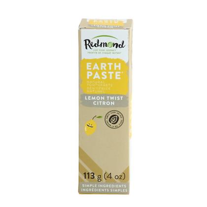 Redmond Earth Paste *lemon twist*